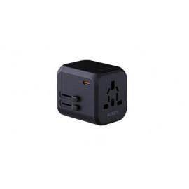 Aukey PA-TA04 Universal Adapter with 30W PD Port
