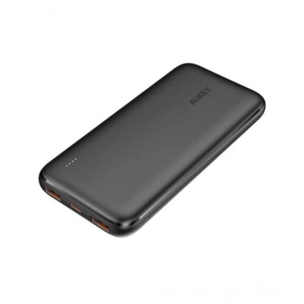 Aukey PB-N73S Portable Charger 10000mAh USB-C Power Bank