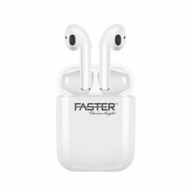 Faster Stereo Bass Sound TWS Wireless Earbuds FTW-12